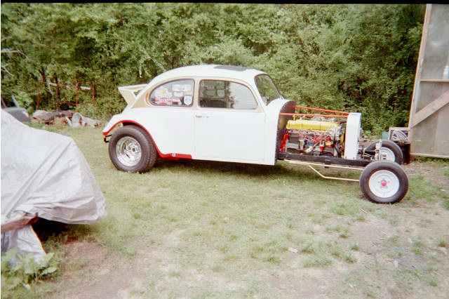 Car body homemade